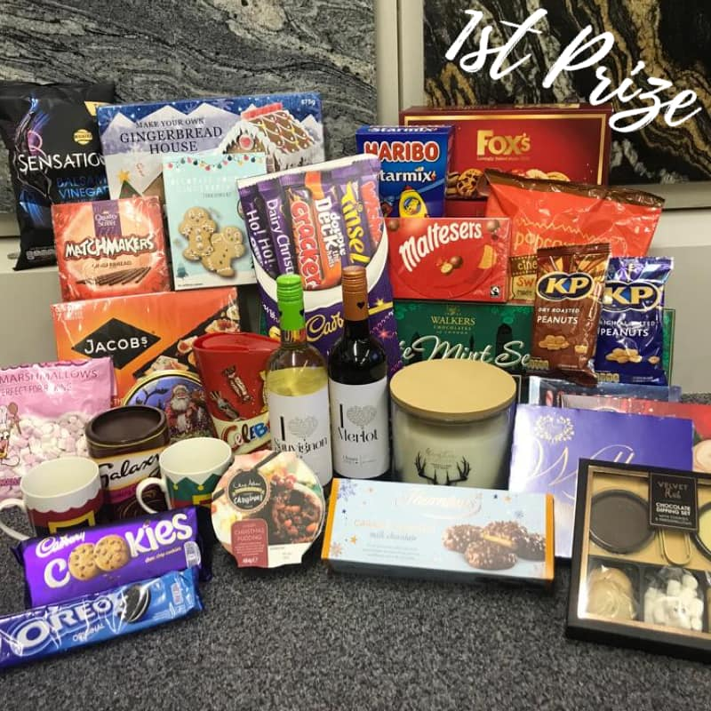 COMPETITION TIME   How would you like to win the ultimate Christmas hamper?    We are giving away THREE Christmas hampers   To be in with a…