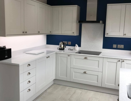 Thank you Lorraine Stubbings we're so happy you like your new worktops   Just like to thank Magma Granite for our beautiful work tops so ple…